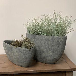Oval Planter Majestic Vintage