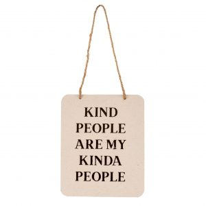 kind people are my sign
