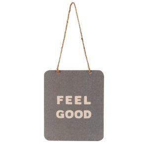 sign feel good