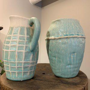 Spring Vase and Jug