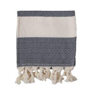 hand towel carbon diamond THD7_lg