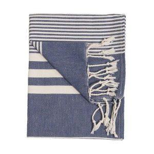 harem denim turkish towel