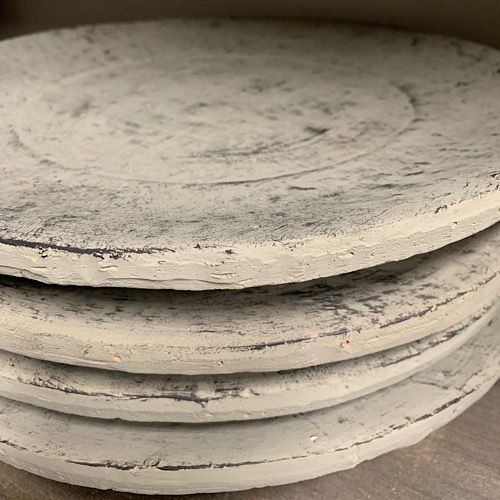 dish rustic