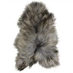 Icelandic Sheepskin Natural Grey