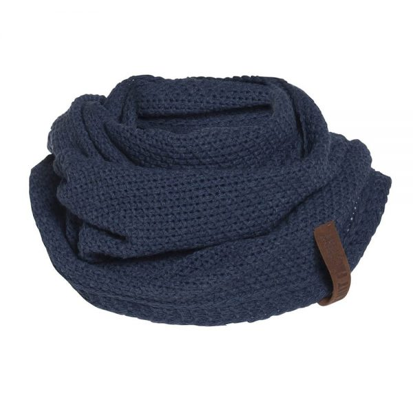 coco-infinity-scarf-jeans-Knit Factory