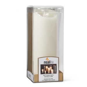 real lite candle