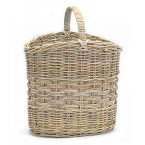 tall oval basket
