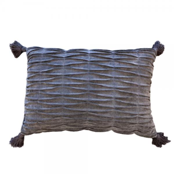 Brynxz velvet pillow
