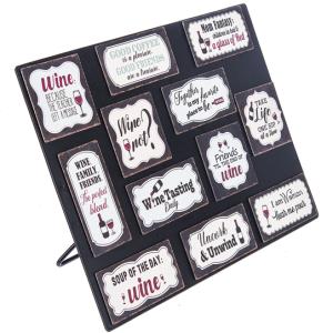 wine magnets for fridge