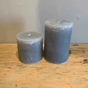 Candle 4 grey