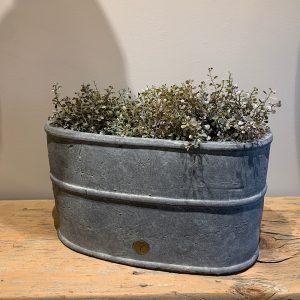 6291L-1 Brynxz lined planter
