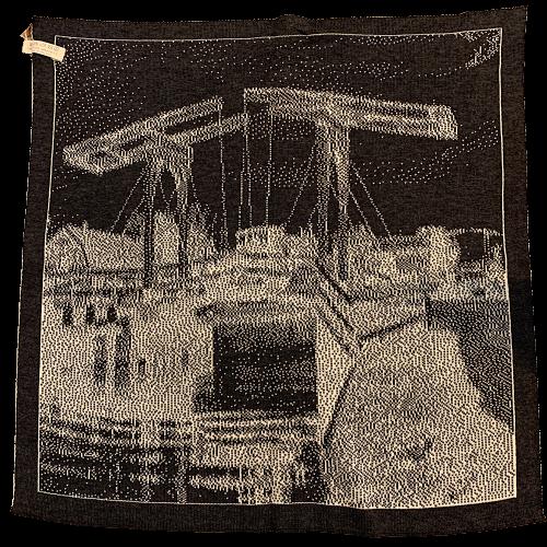 drawbridge towel 2