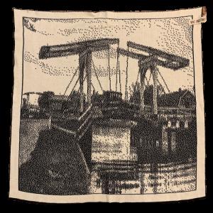 drawbridge towel