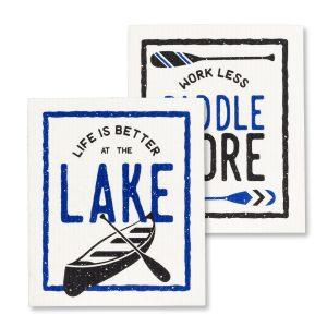 Dish lake