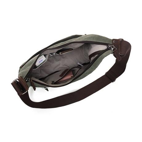 MF601-GreenOPEN sling bag