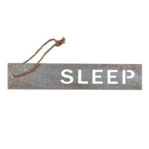 Sleep sign