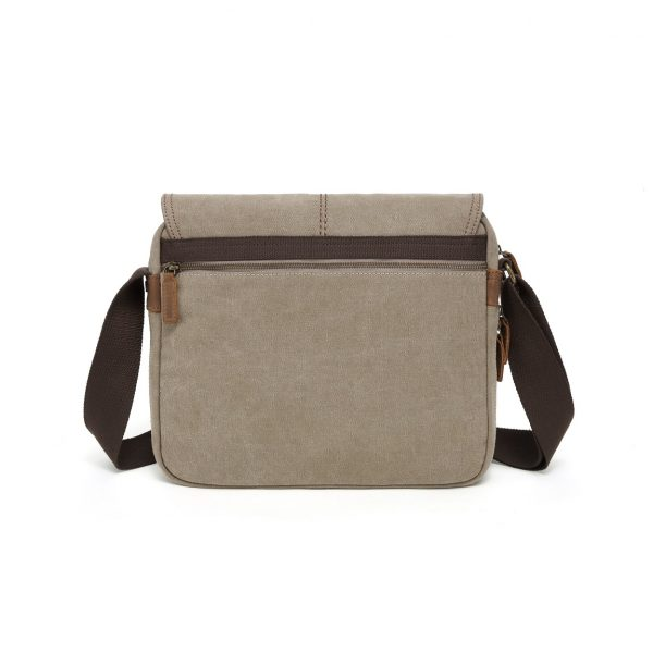 messenger bag 8848-KhakiBACK