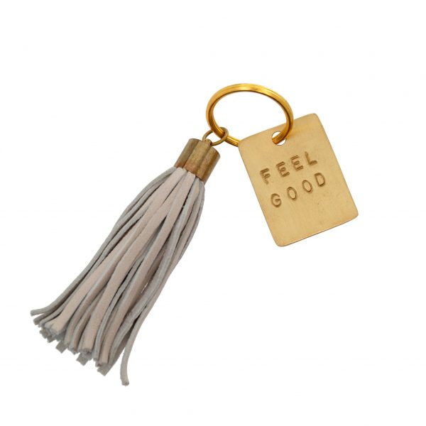 Feel good key chain