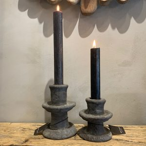 thick candle holder