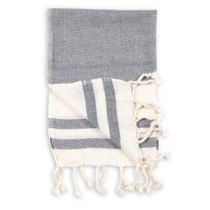 classic hand towel navy