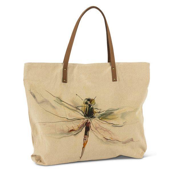 dragonfly tote