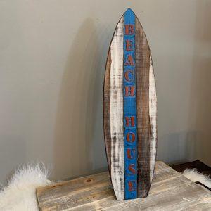 Beach House Surf Board 2