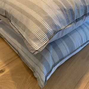 pillow stripes
