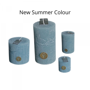 Candle New Summer Colour