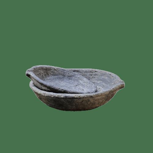 Industrial Vintage Bowls Set