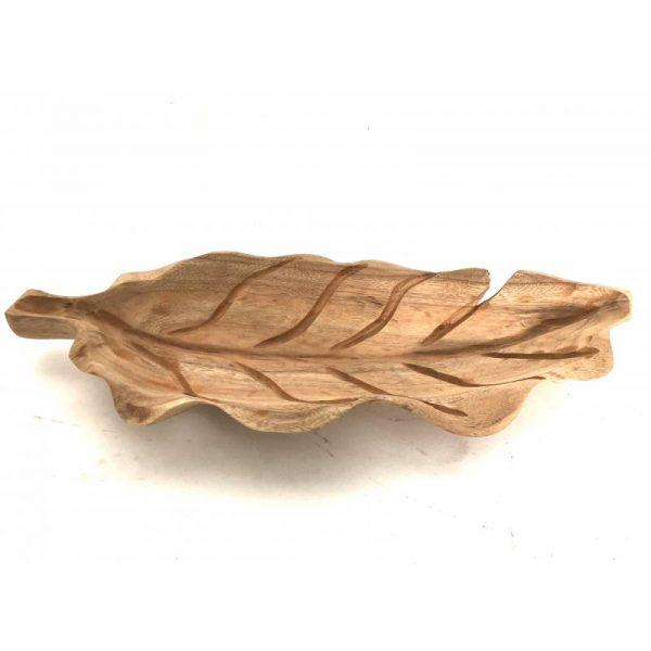 Dish Leaf Teak 2