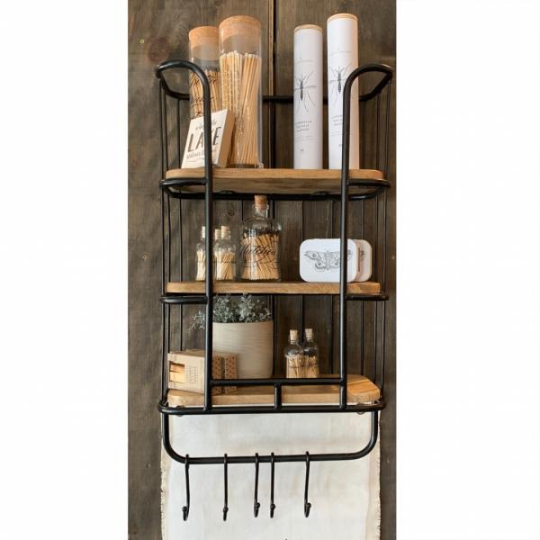 Kitchen Tiered Shelf 2