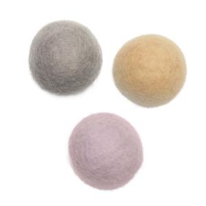 dryer balls colour