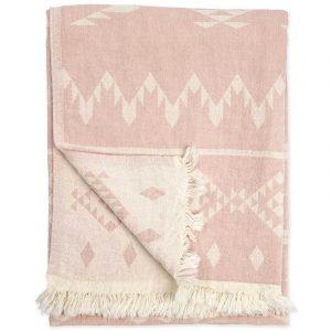 Atlas Pink Turkish Towel