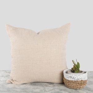 Pillow Crinkle Beige