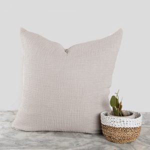 Pillow Crinkle Grey