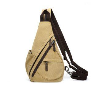 Multifunctional Sling Bag Yellow