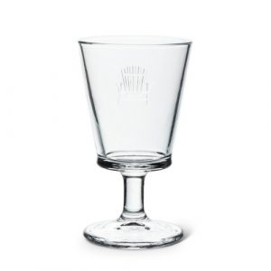 Cottage Chair Wine Glass