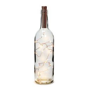 Wine Stopper Led Lights Copper 1