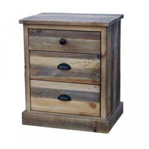 Nightstand accent table