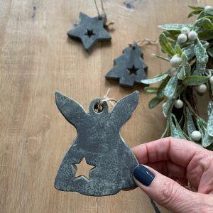 brynxz ornament angel star tree